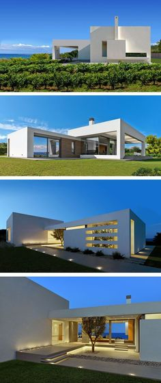 This house, designed by Katerina Valsamaki, is located in the northeast corner of the island of Zakynthos in Greece.