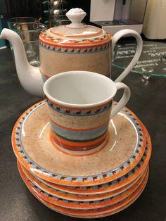 Villeroy & Boch | FINN.no Fine Porcelain, Tea Pots, Ads, Dessert, Tableware, Dinnerware, Deserts, Tablewares, Tea Pot