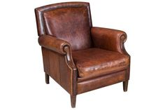 A wonderful sheepskin leather armchair, mid to late century, manufactured in Holland and of the finest quality with great patina, removable cushion with studded backrest. Black Dining Room Chairs, Mid Century Dining Chairs, Office Chairs, Swivel Rocker Recliner Chair, Recliners, World Market Dining Chairs, Teal Accent Chair, Accent Chairs, Comfortable Living Room Chairs