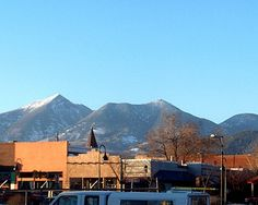 Flagstaff, Arizona named as one of 15 Top Outdoorsy cities. 2014