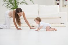 Project Nursery - 9 Baby Proofing Basics by BabyNav Baby Planners.