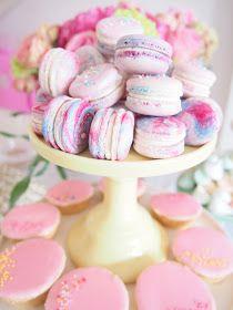 Dr. Sugar: Macarons - täydellinen resepti
