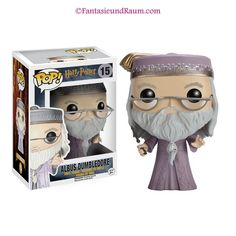 Pop! Movies: Harry Potter – Albus Dumbledore (Gambon)  Spare mit unserer Punktekarte 1€  Nr. 15