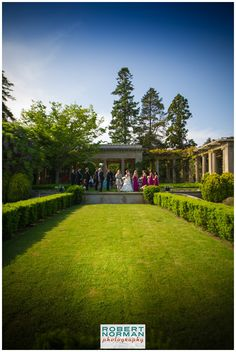 Eolia Mansion at Harkness State Park // Robert Norman Photography // mymysticwedding.com