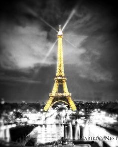 I need to visit Paris, perhaps this year! This photo is stunning! By Nariko's Nest on Etsy. #travel #photography #handmade from http://beersandbeans.com
