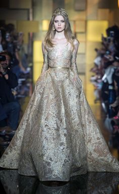 Elie Saab Houte Couture F/W 2015-16