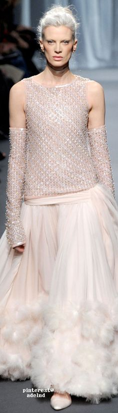 Chanel, Spring/Summer 2011, Couture