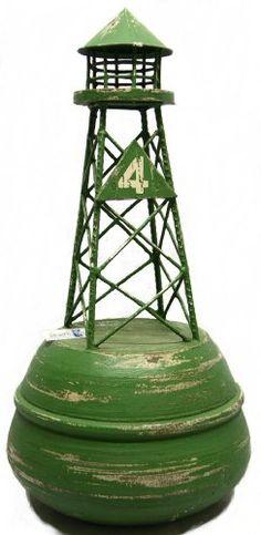 "18.5""h Wood and Iron Green Navigational Buoy Decor Nautic... https://www.amazon.com/dp/B007SVSF6U/ref=cm_sw_r_pi_dp_x_8JOwzbH35530Y"
