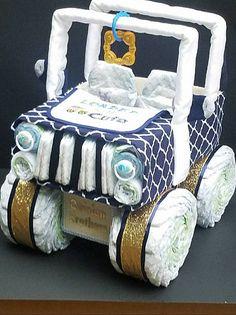 Bebé ducha regalo torta de pañales decoraciones de la ducha
