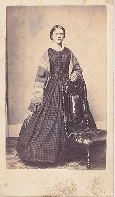 CDV by J. W. Moulton of Salem, Massachusetts