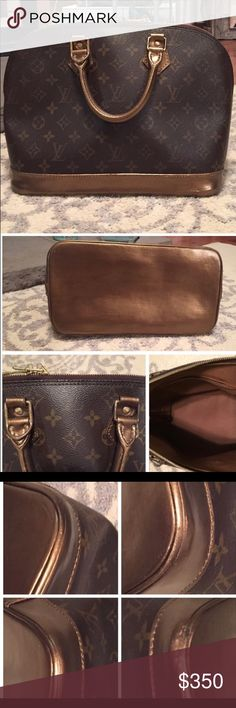 80b5ff968df8 Authentic vintage Louis Vuitton Alma Just reduced the price! This is a  beautiful vintage Louis