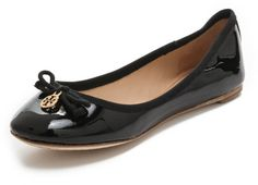edd171aea The black Tory Burch  Chelsea  ballet flats are a classic must-have  178