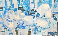 Antonow Nikolay - 'Blue Dreams'