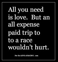 Racing Quote