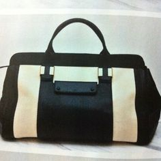 This Chloe FW 12-13 bag is to die for!! Want!