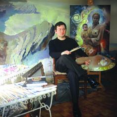 Артур КОВАЛЁВ: «Художник – всегда в пути…» — «Камчатский Край - Единая Камчатка»