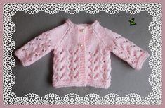 Marianna's Lazy Daisy Days: Little Bibi - Preemie Baby Jacket & Hat Baby Knitting Patterns Free Newborn, Baby Cardigan Knitting Pattern Free, Crochet Baby Jacket, Baby Sweater Patterns, Knitted Baby Cardigan, Knit Baby Sweaters, Baby Hats Knitting, Baby Patterns, Crochet Patterns