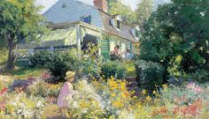 Matilda Browne: Idylls of Farm and Garden   Florence Griswold Museum