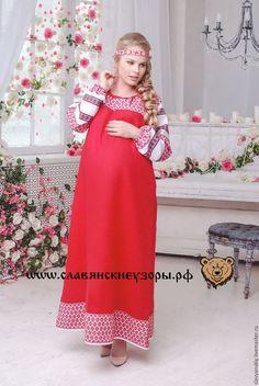 b3f6441fc65 Платья ручной работы. Ярмарка Мастеров - ручная работа. Купить Платье  традиционное