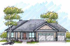 House Plan 70-975