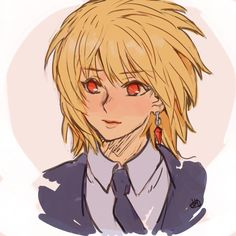 Kurapika Hunter x Hunter