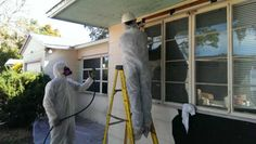 When you find asbestos siding on your old home or a house you are thinking of buying, you may want to get a second opinion before spending a lot of money to hire a licensed contractor to rip the siding off.