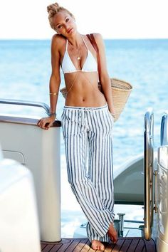|||| PAYJAMA TIME |||| 40 Beach Outfit Ideas to wear this Summer