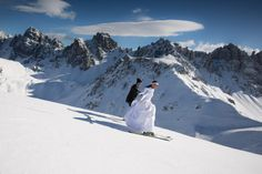 Sissy & Martin – Sylvie Bergmann Mount Everest, Mountains, Nature, Wedding, Travel, Valentines Day Weddings, Naturaleza, Viajes, Weddings