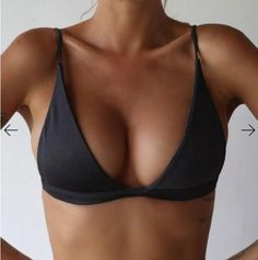2017 New Sexy Bikinis Women Swimsuit High Waisted Bathing Suits Swim Halter Push Up Bikini Set padded bra bralette Swimwear