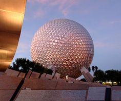 America's Most-Visited Tourist Attractions: Epcot at Walt Disney World
