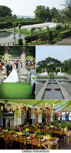 Dallas wedding and reception venue the Dallas Arboretum Please contact The Elegant Side event planning  ssweddings.events247@gmail.com