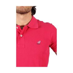 Fuxia XL Hogan mens polo KQMB2228800PQ0R601. size: XL.Hogan mens polo KQMB2228800PQ0R601 Details - Composition: Cotton - Fitting Slim Fit - Washing Instructions: Initial water temperature should not exceed 30C or 65 to 85F, do not bleach, do not tumble dry, Regular ironing, steam or dry, may be performed at Low setting (110C, 230F) only, pay attention to the steam that could cause damage, dryclean, normal wash cycleCondition : This item is brand new