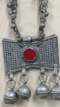 Primative Middle East Necklace