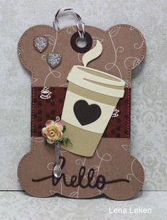 Lenas kort: En kaffe tag