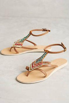 Cocobelle Arrow Sandals