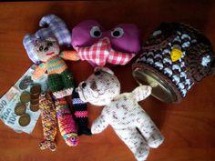 Pro MIMO DOMOV, o. s. jsme vybrali 570,- a dětem k tomu pošleme i zbylé hračky...