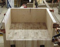 How to Build a Butcher Block Table   Van Dyke's Restorers®