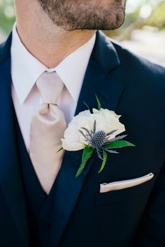 Groom Attire Black, White Rose Boutonniere, Outer Banks Nc, Bride And Groom Pictures, Boutonnieres, Grooms, White Roses, Newlyweds, Real Weddings