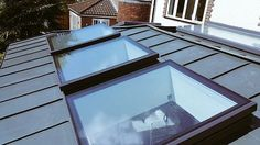 Metal Roofing and Cladding London Essex Kent Zinc Cladding, Roof Cladding, Metal Roofing Prices, Roof Skylight, Skylights, Lead Roof, Lean To Roof, Standing Seam Roof, Zinc Roof