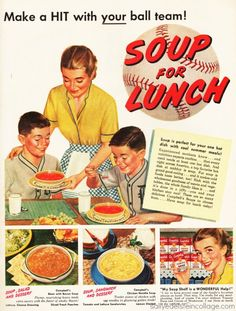Campbells Soup 1952