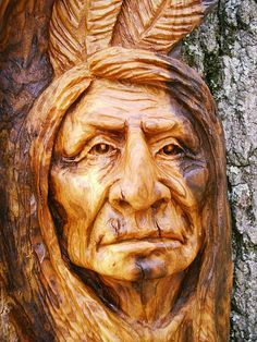 Image result for wood carving living branches animal