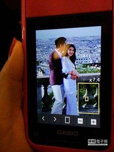 【趙又廷高圓圓 巴黎教堂拍婚紗照】 有網友疑似拍到趙又廷和高圓圓在巴黎拍攝婚紗照。(取材自新浪娛樂)