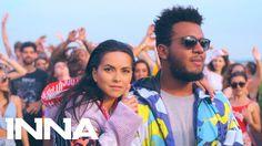 INNA - Ruleta (feat. Erick)   Official Music Video Best House Music, My Favorite Music, Live Music, Edm, Itunes, Music Videos, Cute, Youtube, Vampire Diaries