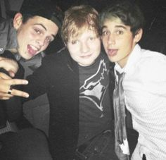 Ed sheeran and the janos
