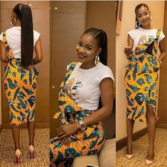 Ankara styles 50243352078731720 - 25 unique Ankara Styles worn over the weekend – – Latest Ankara and Aso ebi styles Source by African Print Dresses, African Print Fashion, African Fashion Dresses, African Dress, African Attire, African Wear, African Women, Unique Ankara Styles, Latest Ankara Styles