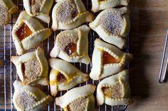abricot noisette de beurre brun hamantaschen