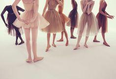 Les ballerines selon Christian Louboutin