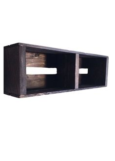SALE - Small Wooden Crate Hanging Split Shelf Wall Fixture- Shelves for Spice Ra. SALE – Small Wooden Crate Hanging Split Shelf Wall Fixture- Shelves for Spice Rack, Bathroom, Dec Small Wooden Crates, Wooden Crate Shelves, Crate Bookshelf, Old Crates, Hanging Shelves, Wall Shelves, Floating Shelves, Columbus Day Sale, Wall Fixtures