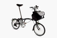 A Brompton colaborou com Vic Lee, um conhecido designer britânico, para criar uma edição limitada de bicicletas com motivos inspirados na cidade de Londres. As gravuras foram impressas em decalque afixado no quadro…