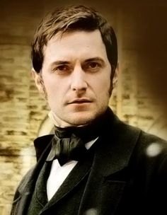Richard Armitage, Mr. John Thornton - North & South directed by Brian Percival (TV Mini-Series, 2004) #elizabethgaskell